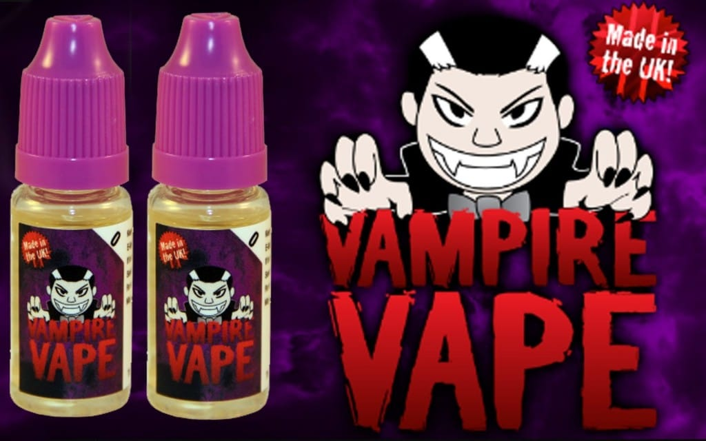 vampire vape 21 flavours review