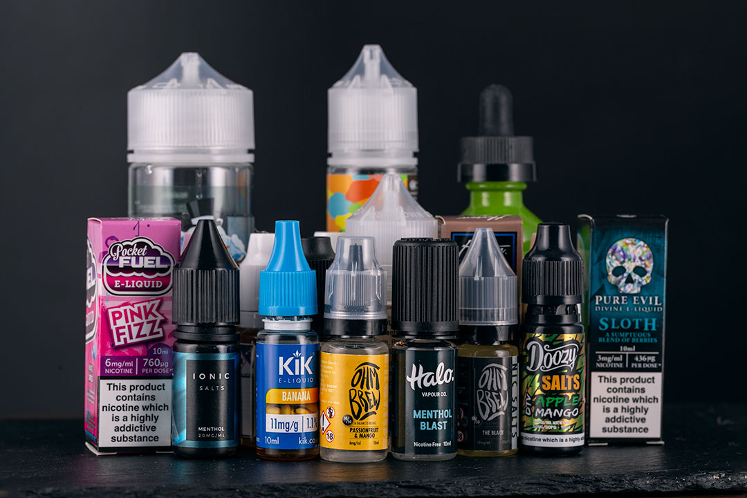 The Best E-Liquids of 2018 Reviewed | Electric Tobacconist UK