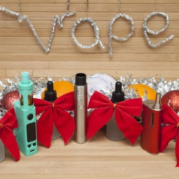 Popular vaping device mod. Christmas present