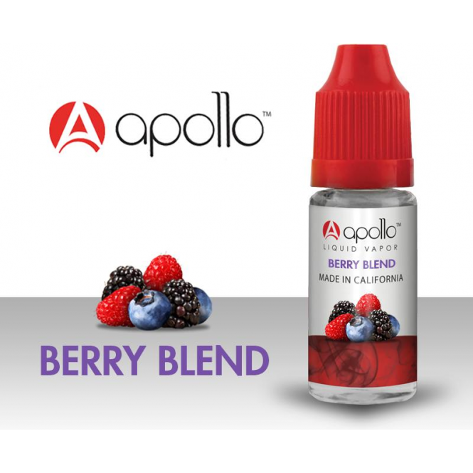 Apollo Berry Blend 10ml E-Liquid