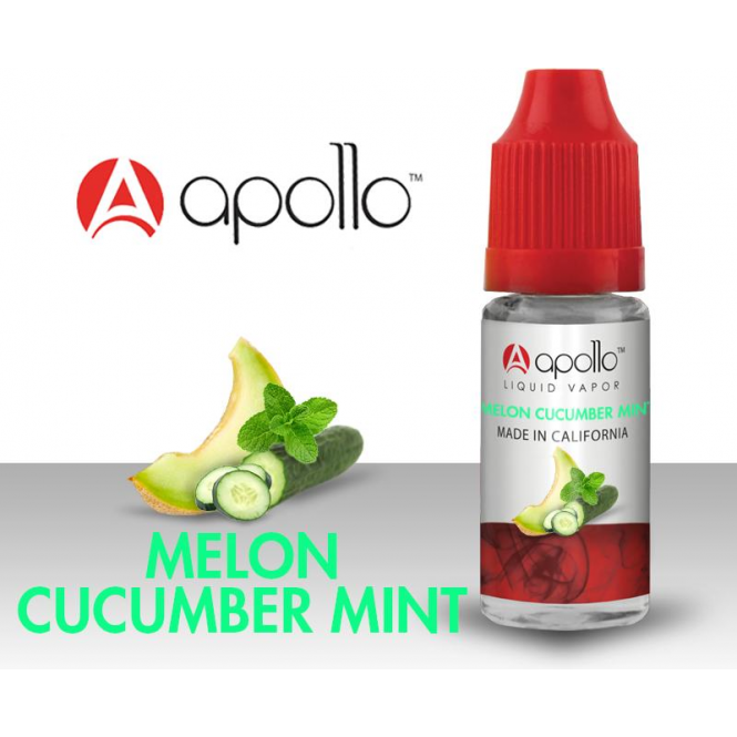 Apollo Melon Cucumber Mint 10ml E-Liquid