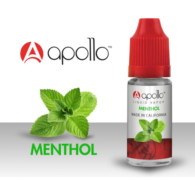 Apollo Menthol 10ml E-Liquid