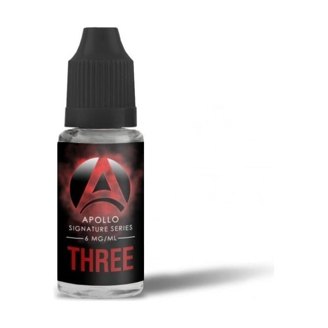 Apollo Signature Series THREE 15ml E-Liquid