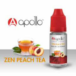 Zen Peach Tea 10ml E-Liquid
