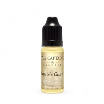 Captain's Custard 10ml E-liquid