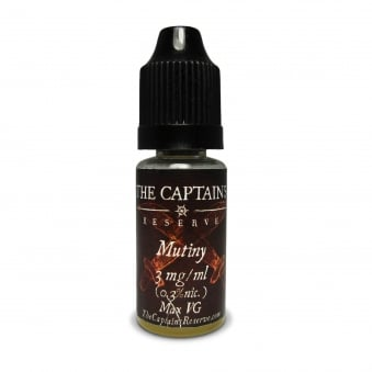 Mutiny Max VG 10ml E-liquid