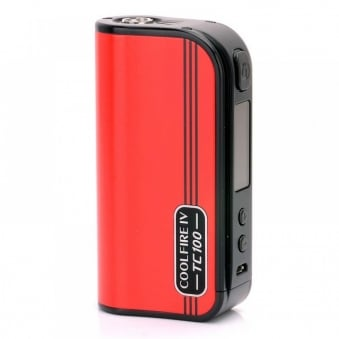 Cool Fire 4 TC100 Box Mod