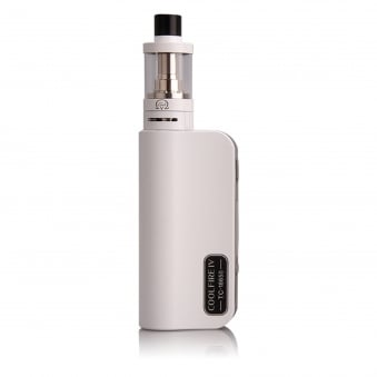 Cool Fire IV TC-18650 Box Mod & iSub V Tank Kit
