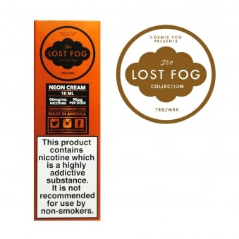 Lost Fog Neon Cream 10ml E-Liquid