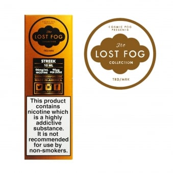 Lost Fog Streek 10ml E-Liquid