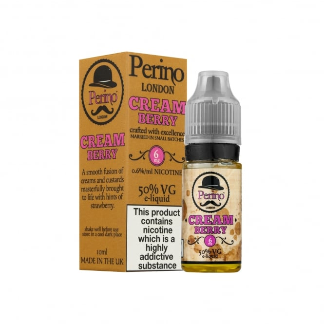 Cream Berry E-Liquid