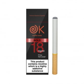 Disposable Tobacco Flavour E-Cigarette