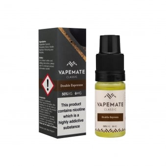 Double Espresso 10ml E-Liquid