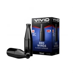 E-Liquid Capsules Red Wings Flavour