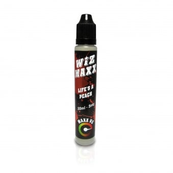 WizMAXX Life's a Peach 30ml E-Liquid