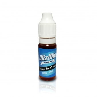 WizMix Primal Ice Cream 10ml E-Liquid