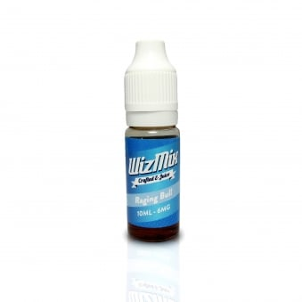 WizMix Raging Bull 10ml E-Liquid