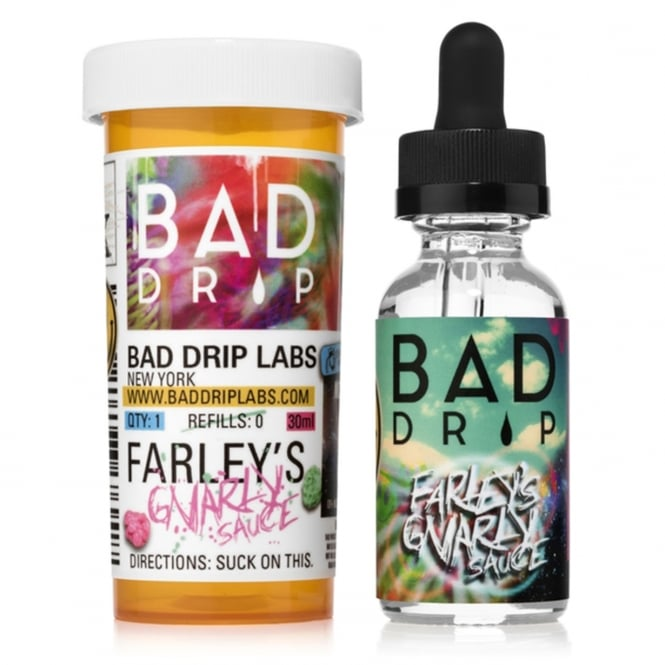 Farley's Gnarly Sauce 30ml E-Liquid