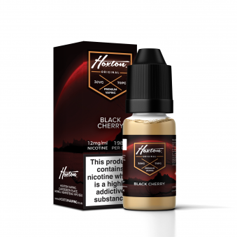 Black Cherry 10ml E-liquid