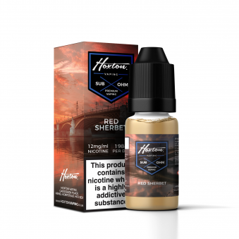 Red Sherbet 10ml Sub Ohm E-Liquid