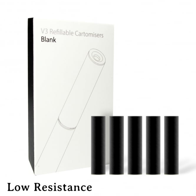 Jac Vapour Blank Cartomizer Pack (Low Resistance)