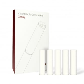 Cherry Cartomizer Refills | White