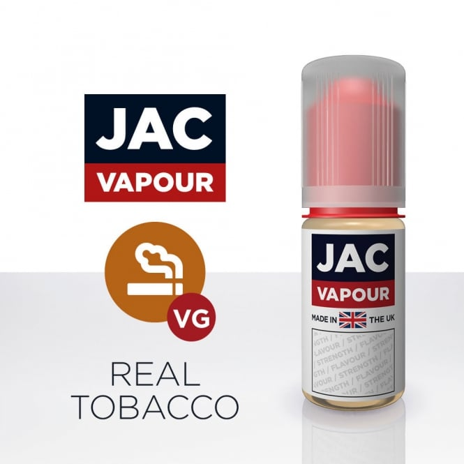 Real Tobacco High VG 10ml E-Liquid