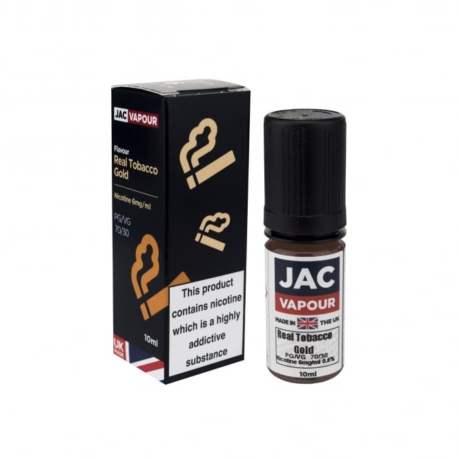 Real Tobacco Lite UK-Made 10ml E-Liquid
