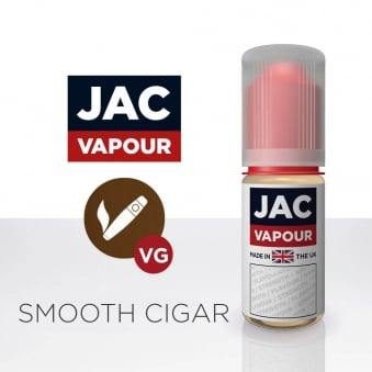 Smooth Cigar High VG 10ml E-Liquid