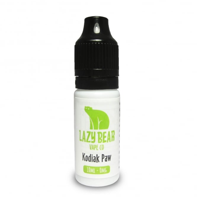 Lazy Bear Kodiak Paw 10ml E-Liquid