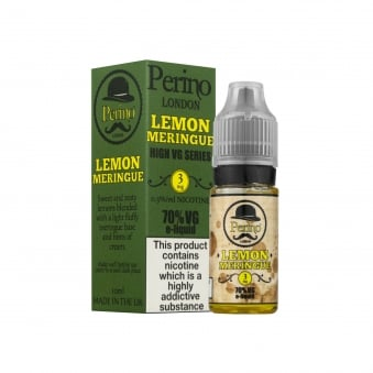 Lemon Meringue E-Liquid