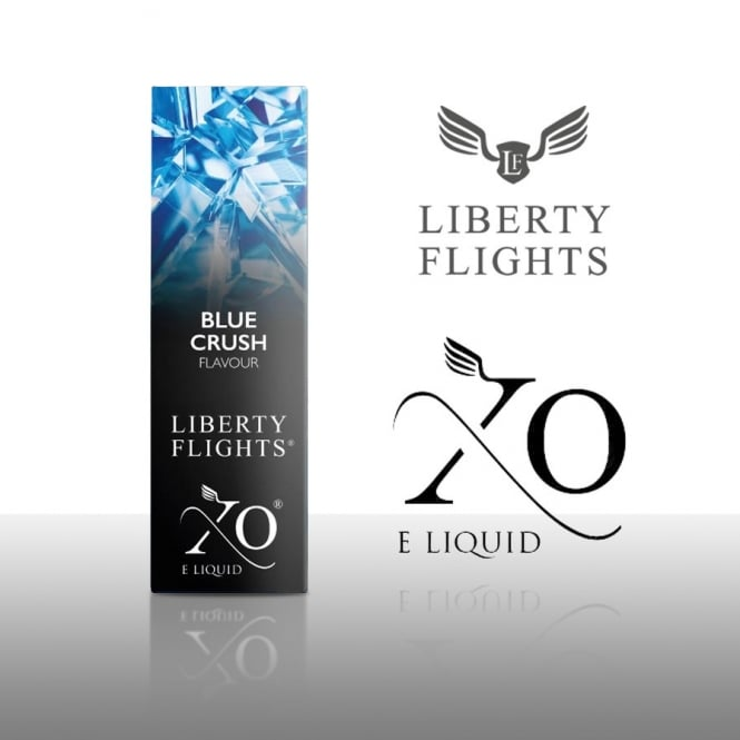 Liberty Flights XO E-Liquid Blue Crush 10ml