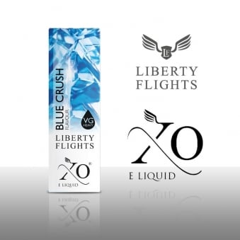 XO E-Liquid | Blue Crush 10ml (VG Heavy)
