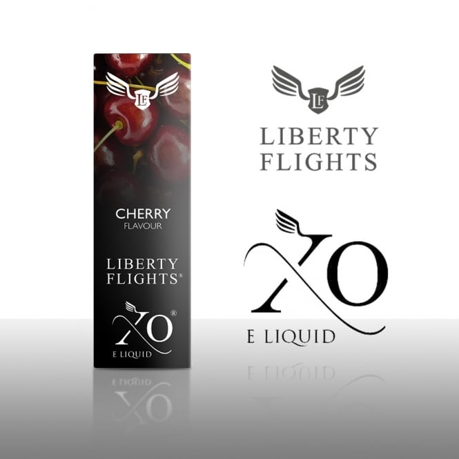 Liberty Flights XO E-Liquid Cherry 10ml
