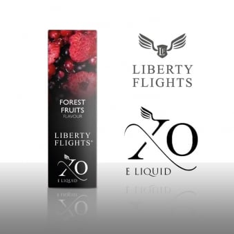 XO E-Liquid Forest Fruits 10ml