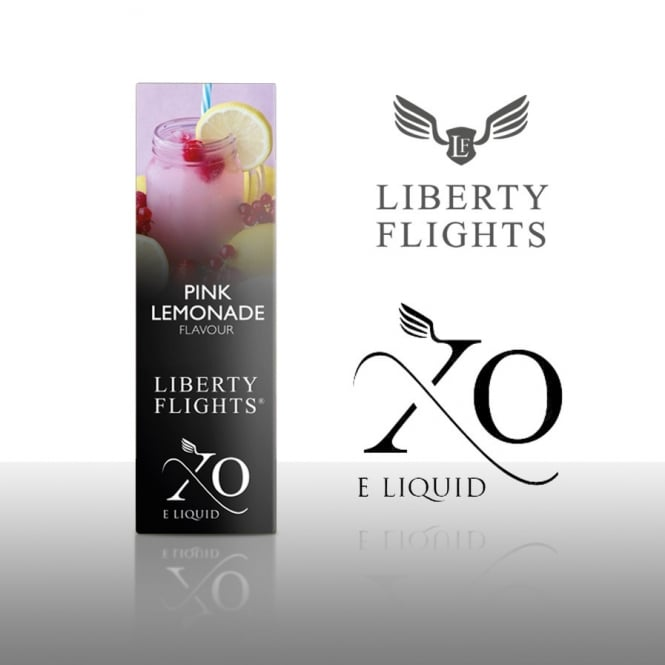 Liberty Flights XO E-Liquid Pink Lemonade 10ml