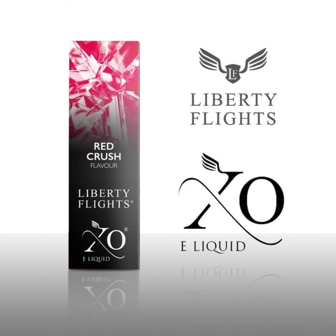 Liberty Flights XO E-Liquid Red Crush 10ml