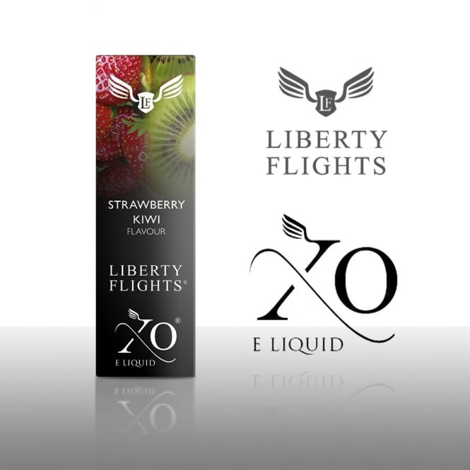 Liberty Flights XO E-Liquid Strawberry Kiwi 10ml