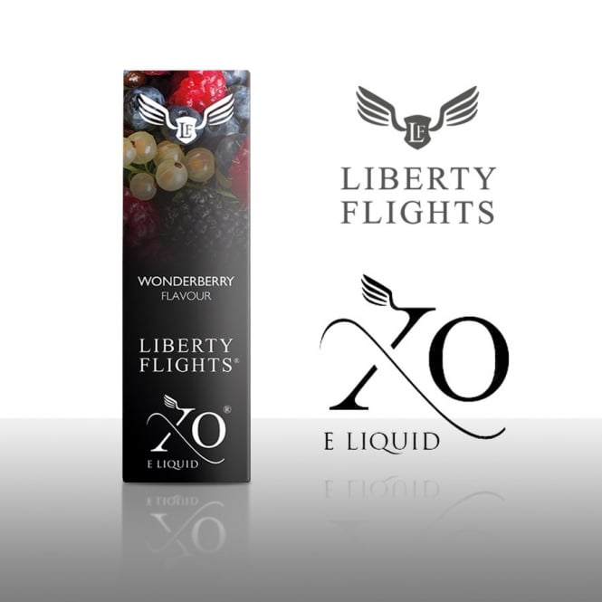 Liberty Flights XO E-Liquid Wonderberry 10ml