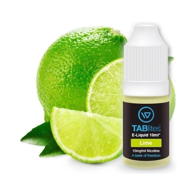 TABlites Lime E-Liquid 10ml