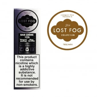 Lost Fog Baie Creme 10ml E-Liquid