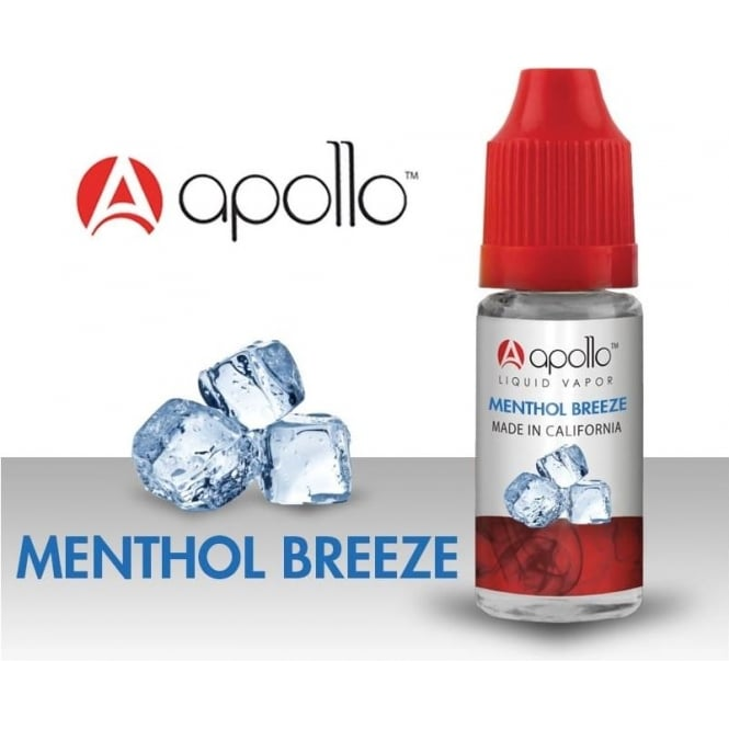 Apollo Menthol Breeze 10ml E-Liquid