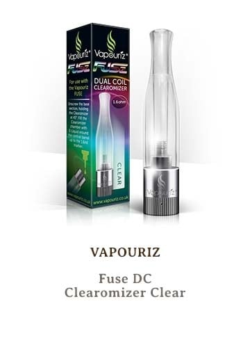 FUSE DC Clearomizer Clear