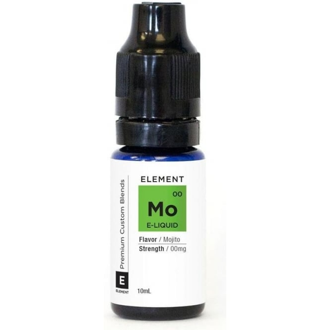 Element E-liquids Mojito 10ml E-Liquid