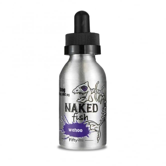 Naked Fish E-Liquid Wahoo 50ml E-Liquid