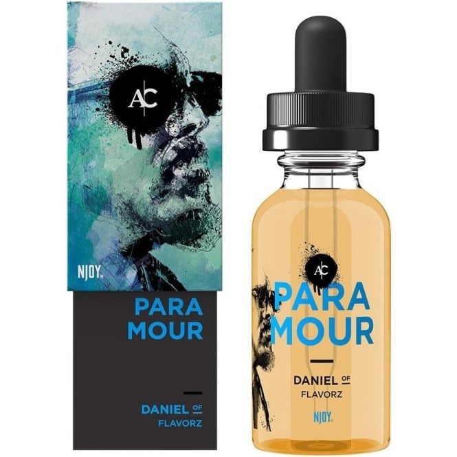 Njoy artist collection paramour electric tobacconist for Naked fish e juice