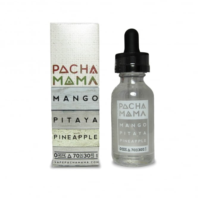 Pacha Mama Mango, Pitaya and Pineapple 30ml E-Liquid