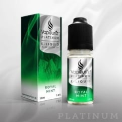 Platinum Royal Mint 10ml E-Liquid