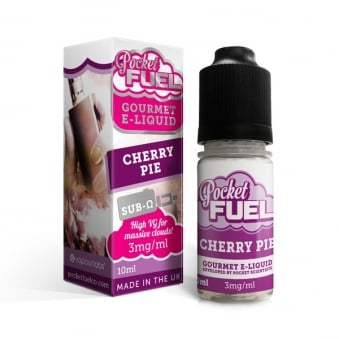 Cherry Pie 10ml Sub-Ohm E-liquid