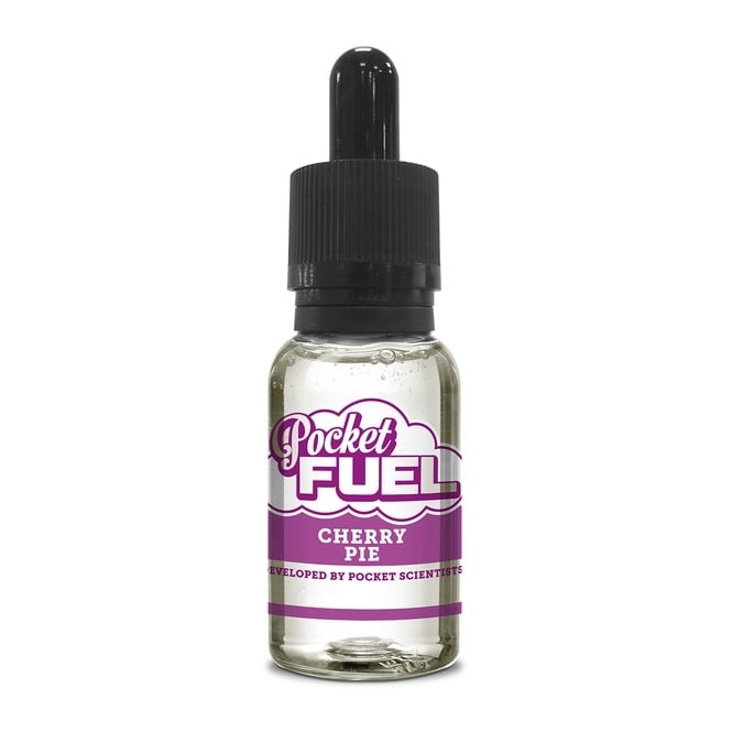 Pocket Fuel E Juice Cherry Pie 20ml Sub-Ohm E-liquid
